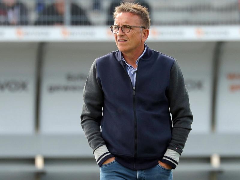 Kaiserslautern beurlaubt Trainer Meier