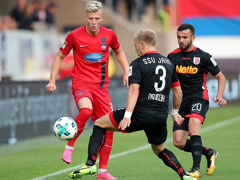 Darmstadt 98 verpasst Tabellenführung: Glückliches 2:2 in Heidenheim