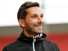 Leitl steigt zum Cheftrainer auf