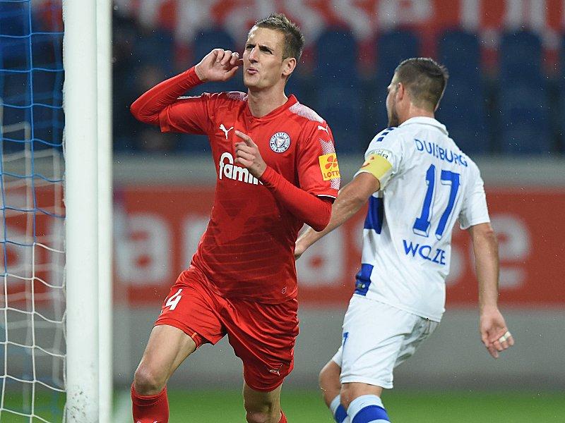 Fortuna Düsseldorf wieder an der Spitze