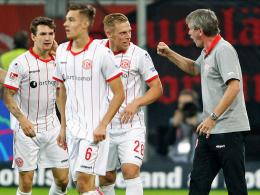 Hennings will Sieg genießen,