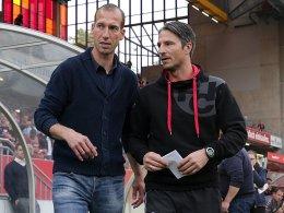 Bugera bleibt: FCK schließt Co-Trainer-Suche ab