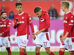 Trotz starker Laufleistung: Wieder kein FCK-Sieg