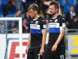 Bielefelds Abwehr bekommt ein neues Gesicht