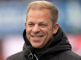 Holstein-Coach Anfang: Dreimal Lob für den FCN