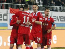 Beendet Duisburg gegen Aue seinen Heimfluch?