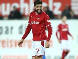 FCK: Borrellos Seitenhieb auf Ex-Coach Meier