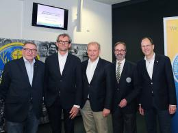 Eintracht Braunschweig bestätigt Präsidium