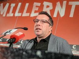 Kauczinski beerbt Janßen als St.-Pauli-Trainer