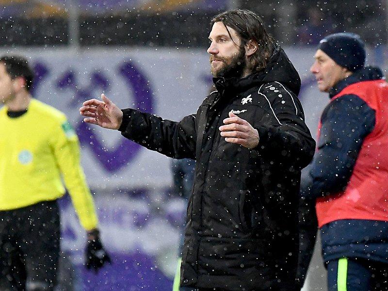 Darmstadt trennt sich von Trainer Frings