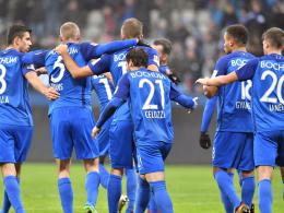 Bochum: Die Stimmungskurve zeigt steil nach oben