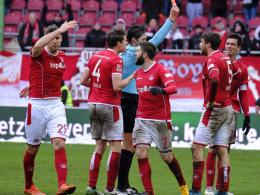 Schiedsrichter-Frust: FCK beschwerte sich beim DFB