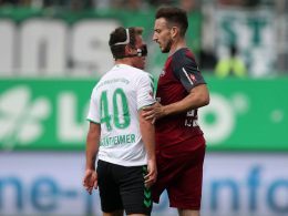 Zweitligaspieltage terminiert: Frankenderby am Samstag
