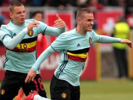 St. Pauli leiht belgisches Talent Verlinden aus