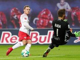 RB-Talent Palacios heißer Kandidat in Nürnberg