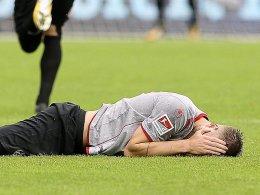 FCK: Przybylko reist verletzt aus Spanien ab