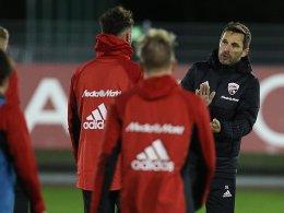 FCI-Doppeltest - Heidenheim schlägt Antwerpen