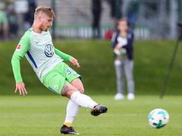 FCN leiht Stefaniak aus Wolfsburg aus