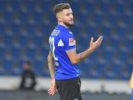 Bielefeld gewinnt Testspiel gegen vertragslose Spanier