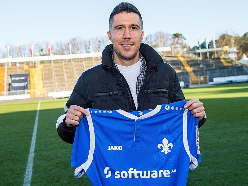 Slobodan Medojevic wechselt zum SV Darmstadt 98