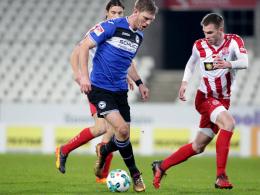Arminia patzt - 0:2 bei RW Essen