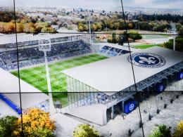Stadion: SV 98 profitiert nun von den Namensrechten