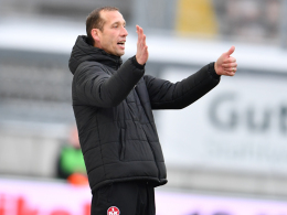 Strasser und der FCK wollen positiven Start forcieren