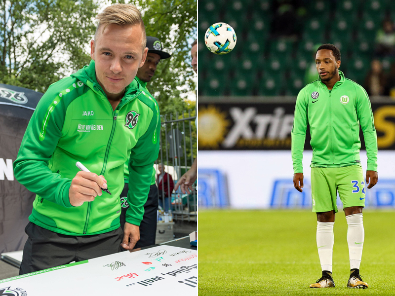 VfL Wolfsburg: Hinds auf dem Sprung