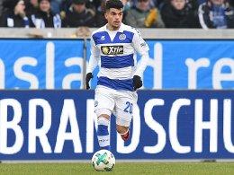 Duisburg drei Wochen ohne Oliveira Souza