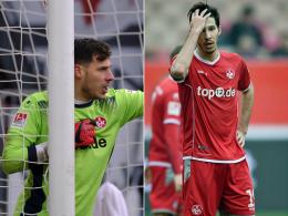 Kaiserslautern: Müller kehrt zurück - Correia fehlt erneut