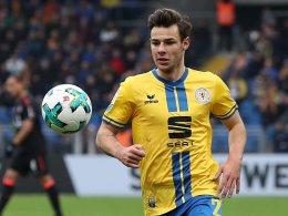 Braunschweig bindet Talent Kijewski