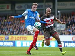 Risikospiel bei St. Pauli - Ducksch appelliert: