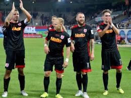 Gelingt dem Jahn gegen Düsseldorf das Flutlicht-Triple?