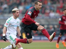 Club-Coach Köllner spricht Zrelak volles Vertrauen aus