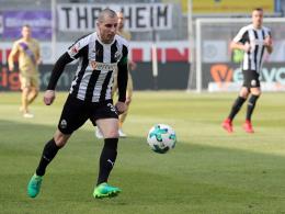Kapitän Kulovits verlängert beim SV Sandhausen