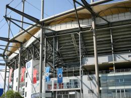 Kiels Bundesliga-Traum: Topspiele im Volksparkstadion?