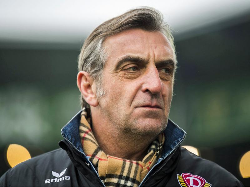 Viruserkrankung! Dynamo-Sportdirektor Minge nimmt Auszeit