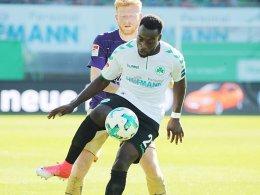 Aue gegen Fürth: Die halbe Liga blickt auf