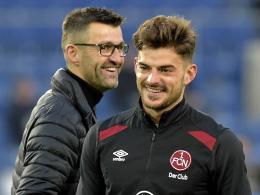 Leibold verlängert beim 1. FC Nürnberg