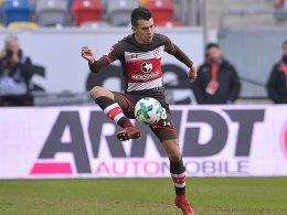 Sobota bleibt beim FC St. Pauli