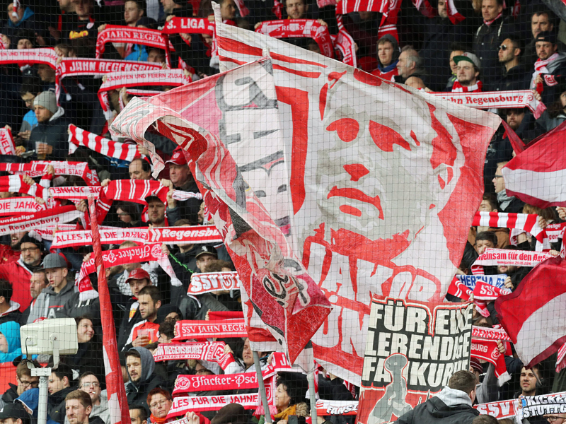 Bundesliga, Spielbericht: 1. FC Kaiserslautern - Jahn Regensburg 1:1
