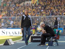 Dynamo Dresden tritt weiter auf der Stelle