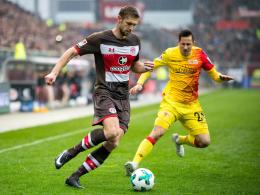 St. Pauli bangt um Sobiech, Flum und Bouhaddouz