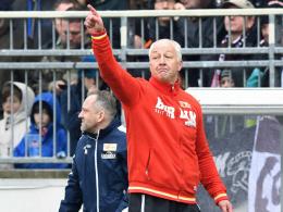 Union-Coach warnt nicht nur vor Schnatterer