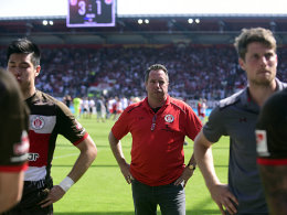 FC St. Pauli: Rundumschlag und Kauczinski-Bekenntnis