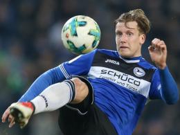 Behrendt bleibt bis 2020 in Bielefeld