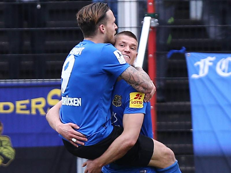 Behrens und Schmidt wechseln in die 2. Bundesliga