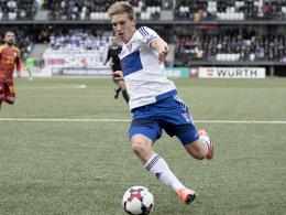 Edmundsson ist Bielefelds dritter Neuzugang