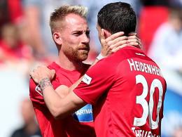 FCH hofft im Abstiegsendspiel auf den Faktor Schnatterer