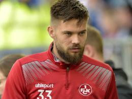 Kaiserslautern verpflichtet ausgeliehenen Spalvis fest